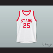 Pooch Hall Jay Stars 25 Basketball Jersey Blind Dating