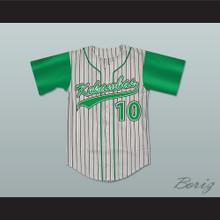 Jamal 10 Kekambas Baseball Jersey Hardball New