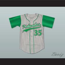 Jefferson Albert Tibbs 35 Kekambas Baseball Jersey Hardball New
