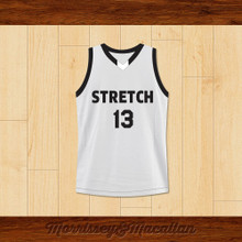 Team Stretch 13 Basketball Jersey Brooklyn Bridge Reunion Game by Morrissey&Macallan