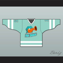 Riley 15 Foghorns Hockey Jersey