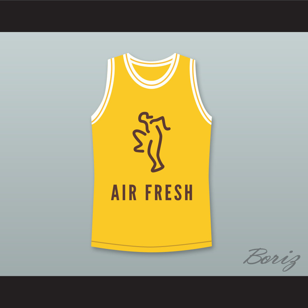 c401cb0c856a The Fresh Prince of Bel-Air Will Smith 14 Air Fresh Basketball ...
