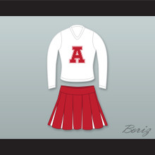 Adams College Cheerleader Uniform Revenge of the Nerds