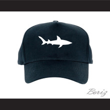 Coaching Staff Miami Sharks Black Baseball Hat Any Given Sunday