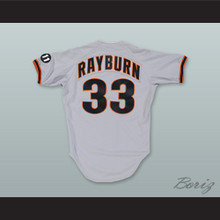 Wesley Snipes Bobby Rayburn 33 Baseball Jersey The Fan