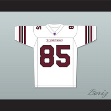 Morris Chestnut Travis Sanders 85 Boston Rebels Away Football Jersey Includes League Patch