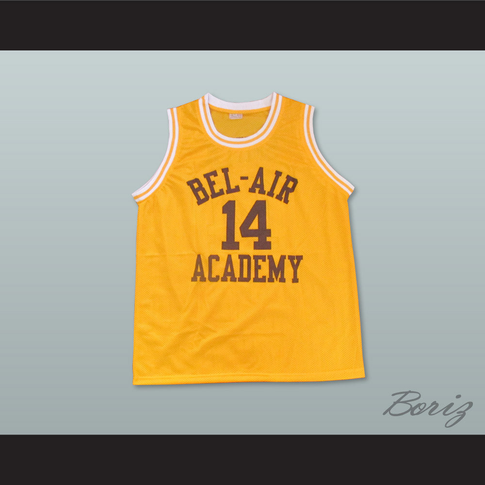 1f67a47d6644 ... Will Smith Bel-Air Academy Home Basketball Jersey. Price   45.99. Image  1