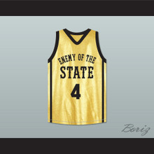 Little JJ Up 4 Enemy Of The State Basketball Jersey Crossover