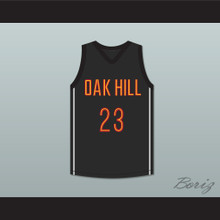 Ben McLemore 23 Oak Hill Academy Black Basketball Jersey