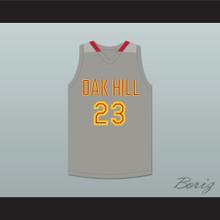 Ben McLemore 23 Oak Hill Academy Gray Basketball Jersey