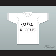 Central High School Wildcats Practice Football Jersey
