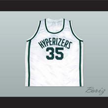 Kevin Durant 35 Hyperizers Velvet Hoop Basketball Jersey