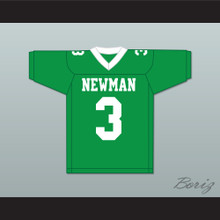 Odell Beckham Jr. 3 Isidore Newman High School Green Football Jersey