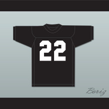 Burt Reynolds 22 Paul Crewe Mean Machine Convicts Football Jersey