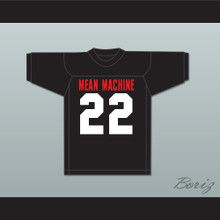 Burt Reynolds 22 Paul Crewe Mean Machine Convicts Football Jersey The Longest Yard
