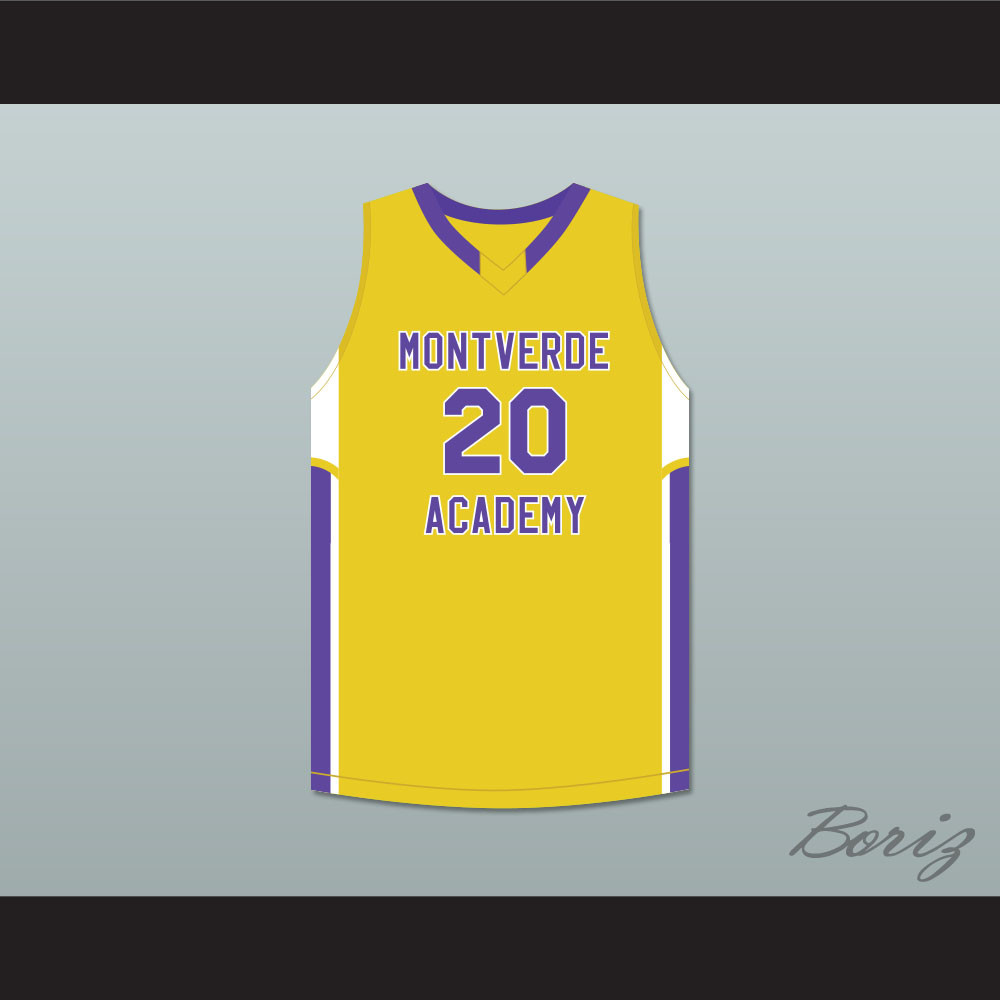 4d7dbec106f ... Montverde Academy Eagles Yellow Basketball Jersey. Price: $45.99. Image  1