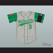 Player 3 Kekambas Baseball Jersey Includes ARCHA Patch and G-Baby Memorial Sleeve