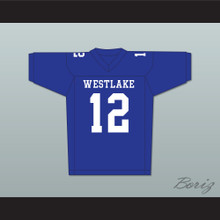 Cam Newton 12 Westlake High School Home Football Jersey