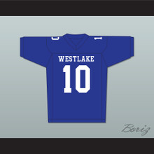 Cam Newton 10 Westlake High School Home Football Jersey