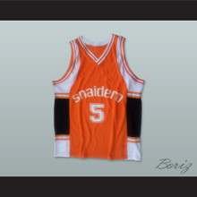 Charles Smith 5 Snaidero Udine Basketball Jersey
