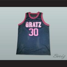 Rasheed Wallace 30 Simon Gratz High School Basketball Jersey