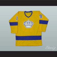 Hockey Legend Butch Goring 19 Hockey Jersey All Sizes