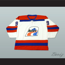 Wayne Gretzky 99 Indianapolis WHL Hockey Jersey Stitch Sewn New