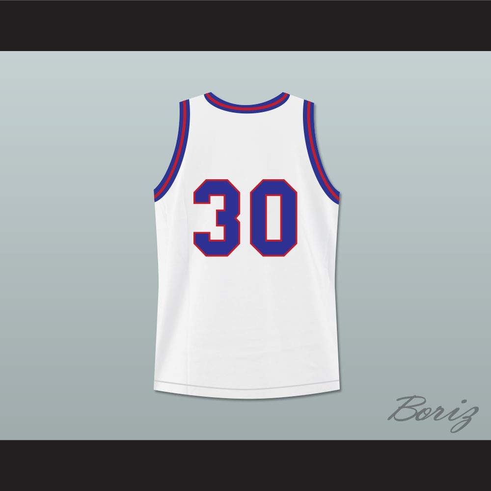 acffb375ab17 Stephen Curry 30 Charlotte Christian High School Knights White Basketball  Jersey. Price   45.99. Image 1. Larger   More Photos