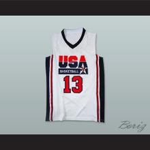 Chris Paul 13 Team USA Basketball Jersey