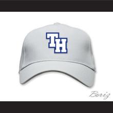 One Tree Hill Ravens White Baseball Hat