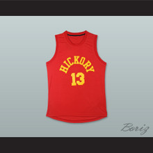 Paul George 13 Hickory Hoosiers Basketball Jersey