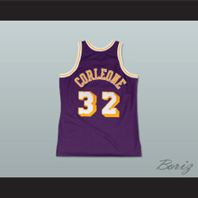 Fletch Alias Series Don Corleone 32 Basketball Jersey