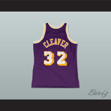 Fletch Alias Series Eldridge Cleaver 32 Basketball Jersey
