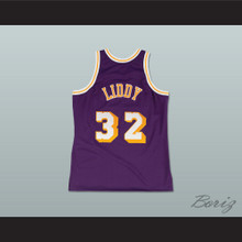 Fletch Alias Series Gordon Liddy 32 Basketball Jersey