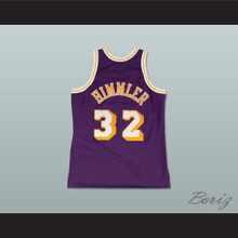 Fletch Alias Series Henry 'Hank' Himmler 32 Basketball Jersey