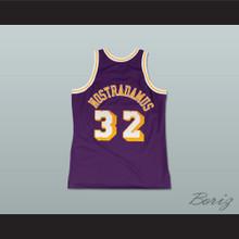 Fletch Alias Series Nostradamus 32 Basketball Jersey