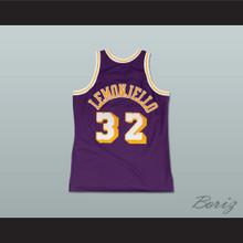 Fletch Alias Series Peter Lemonjello 32 Basketball Jersey