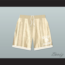 Bel-Air Academy Gold Basketball Shorts