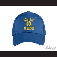 Bel-Air Academy Basketball Blue Baseball Hat The Fresh Prince of Bel-Air
