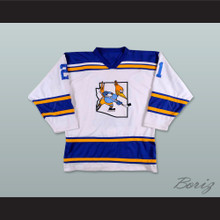 WHA 1975-76 Phoenix Roadrunners Home Hockey Jersey