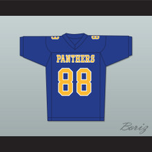 Jane Vaughn 88 Degrassi Community School Panthers Football Jersey