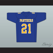 Argiris Karras Riley Stavros 21 Degrassi Community School Panthers Football Jersey