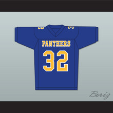Zane Park 32 Degrassi Community School Panthers Football Jersey
