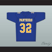 Shannon Kook-Chun Zane Park 32 Degrassi Community School Panthers Football Jersey