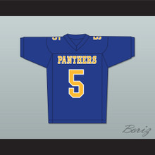 K.C. Guthrie 5 Degrassi Community School Panthers Football Jersey