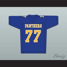 Mo Mashkour 77 Degrassi Community School Panthers Football Jersey