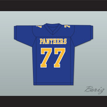Jake Neayem Mo Mashkour 77 Degrassi Community School Panthers Football Jersey
