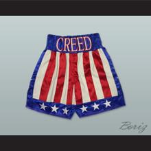 Michael B. Jordan Adonis Johnson Creed Boxing Shorts