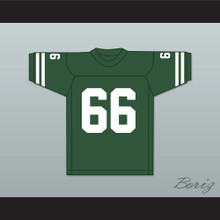 Johnny Knoxville Lewis Dinkum 66 Football Jersey The Last Stand
