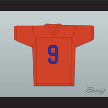 Bobby Boucher 9 Mud Dogs Football Jersey The Waterboy